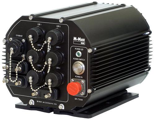 Защищенный компьютер M-Max 800 PR