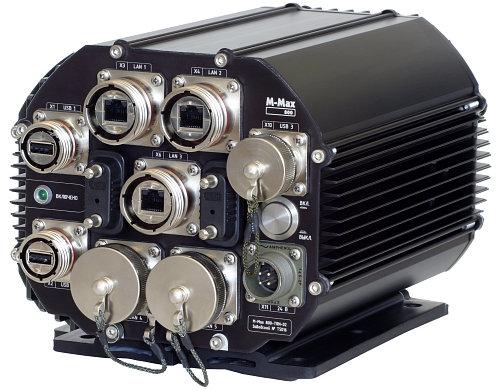 Защищенный компьютер M-Max 800 PR в специальном исполнении