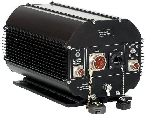 Защищенный компьютер M-Max 700 – регистратор аудиоданных
