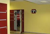 Вход в VIP-зал №7 -место проведения семинара