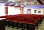 Вид на зал со стороны сцены