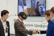 Виртуальная реальность вприменении нажелезной дороге
