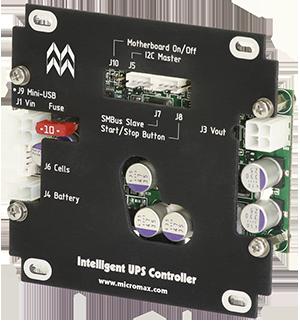 Модуль интеллектуального контроллера ИБП
