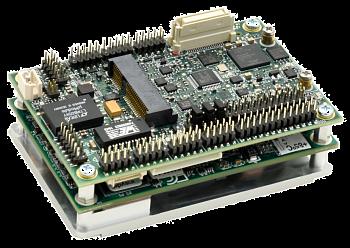 Ультра-компактный одноплатный компьютер Zeta со встроенным УСО на базе модуля COM Express