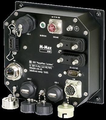 Защищенный промышленный компьютер на базе платы MM-CBE M-Max640MR