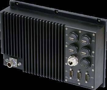 Компьютер форм-фактора VITA 75 на базе платы MM-CBE M-Max671MR