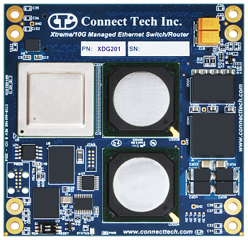 Коммутатор/маршрутизатор Xtreme-10G